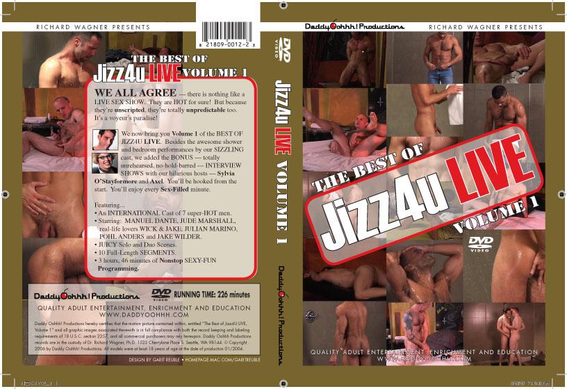 JIZZ 4 U VOL_1